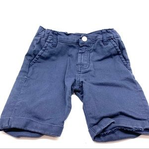 7FAM 7 For All Mankind Blue Toddler Shorts 3T